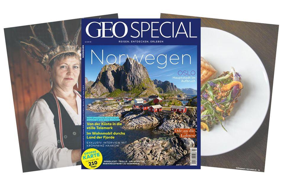 Interview: Kronprinz Haakon verrät, was Sie in Norwegen nicht verpassen sollten