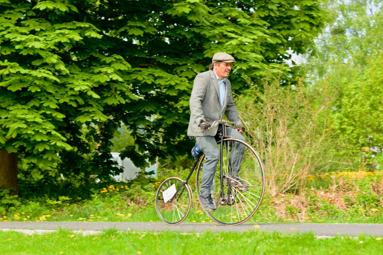 Alter Schwede - Redewendung