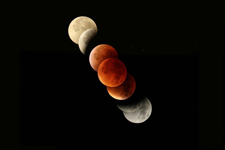 Mondfinsternis Rhön