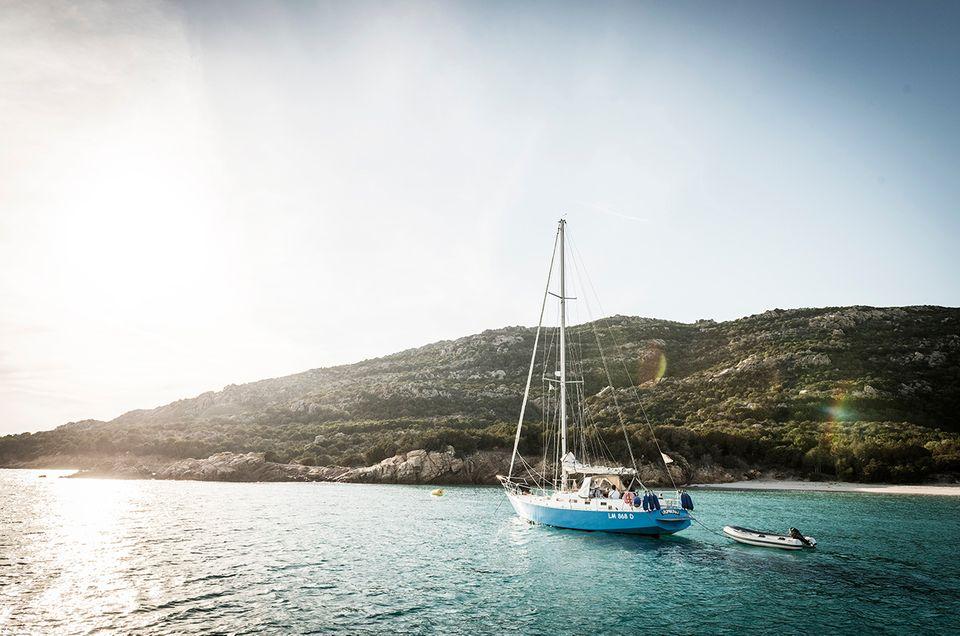 Maddalena, Sardinien