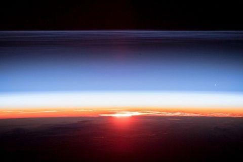 Polare Höhenwolken