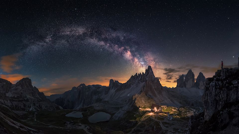 Wettbewerb zum Astro-Fotografen des Jahres 2018