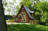 Charmante Hütte in Tettnang, Bodensee