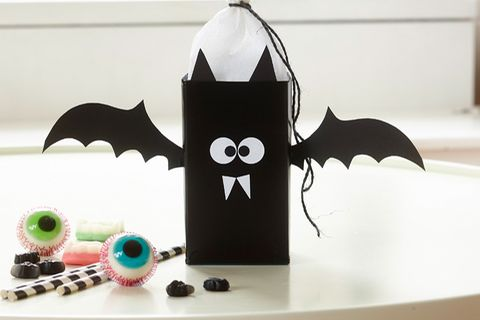 Fledermaus-Schachtel