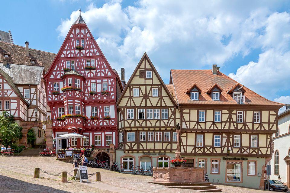 Miltenberg, Deutschland, Bayern