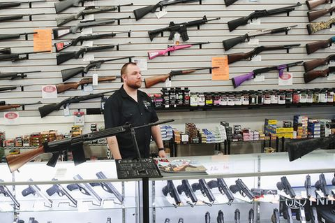 Waffenladen, USA