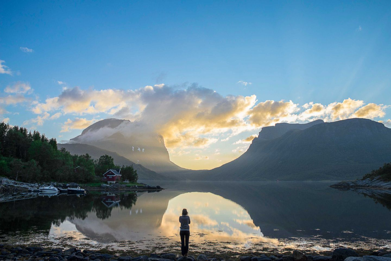 Kystriksveien, Norwegen