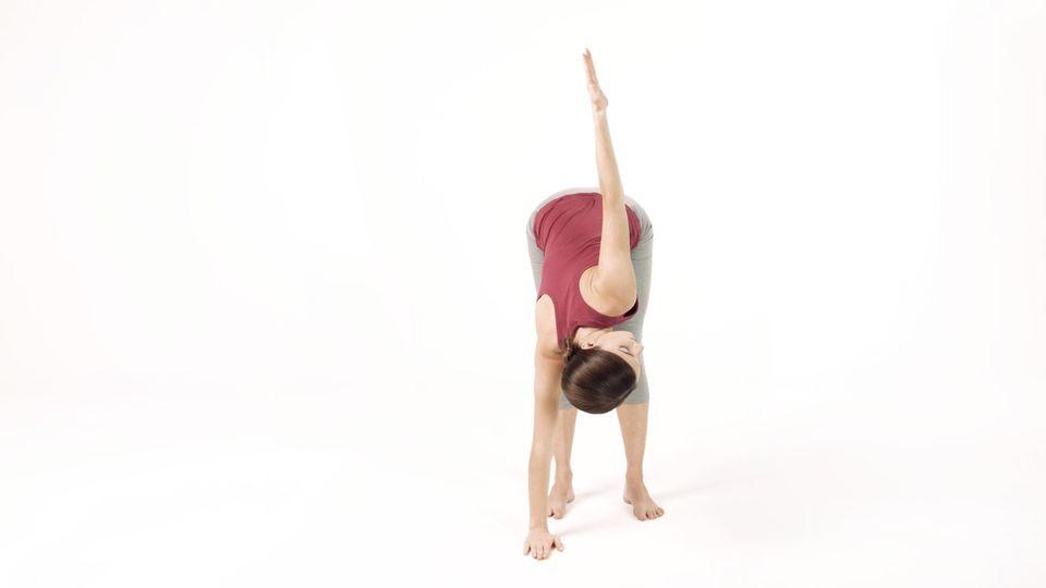 Video-Training: Yoga für den Rücken: 14 Übungen für eine bessere Haltung