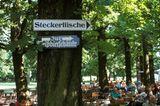 Biergarten Hirschgarten München