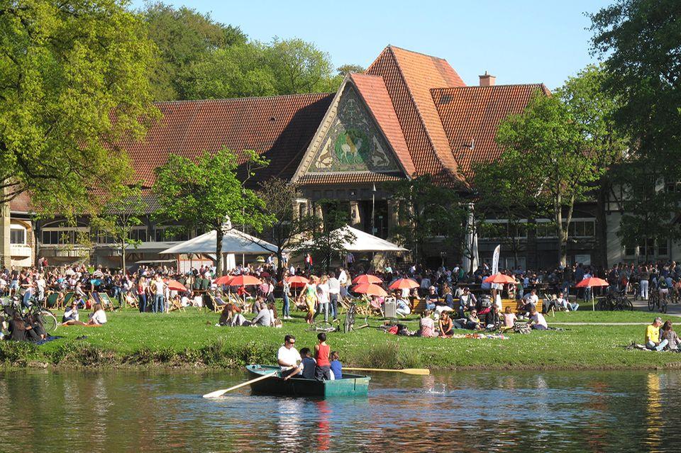 Stadtwaldhaus in Krefeld