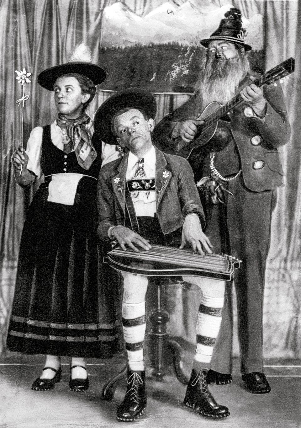 Karl Valentin und Liesl Karlstadt