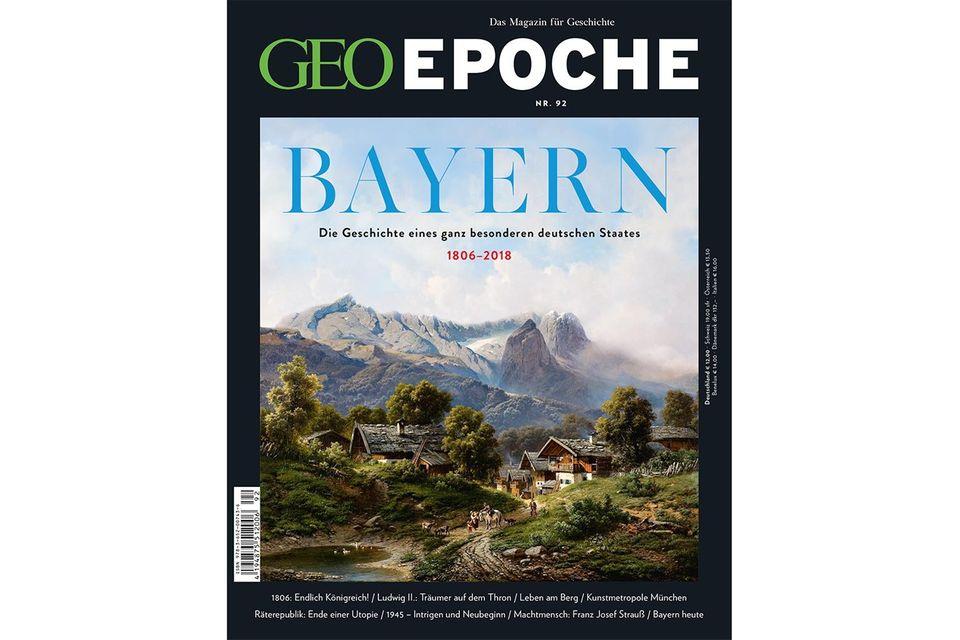 GEO Epoche Nr. 92 - Bayern