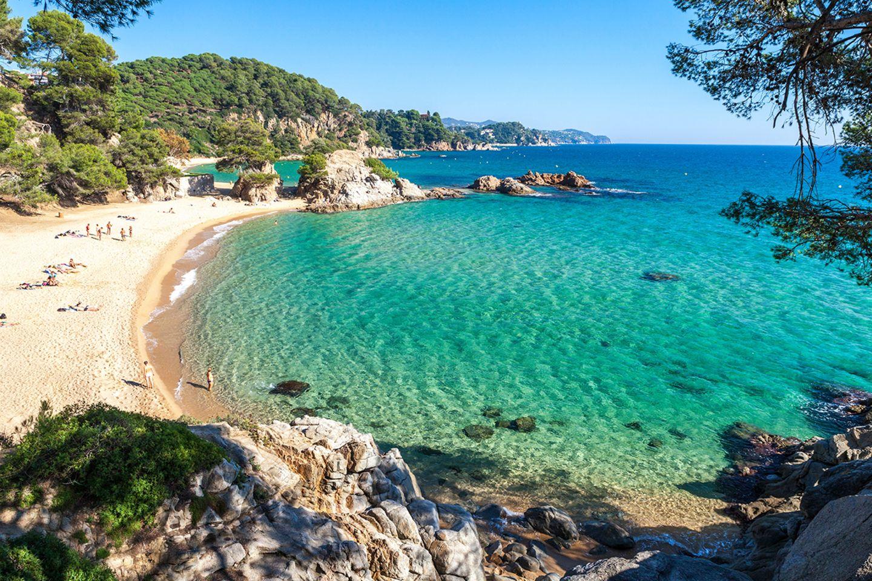Costa Brava Girona, Spain.
