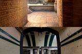 Big Ben - Aldwych, London Underground