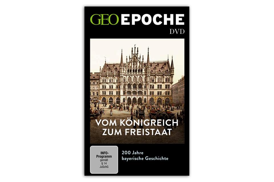 GEO Epoche DVD