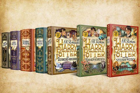 Harry Potter Reihe, Neuauflage