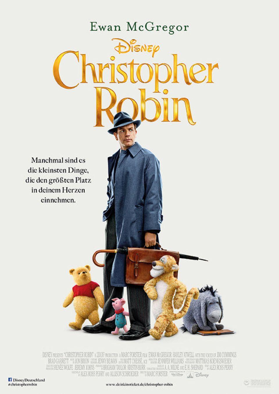 Filmplakat Christopher Robin