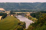 Weser bei Fürstenberg