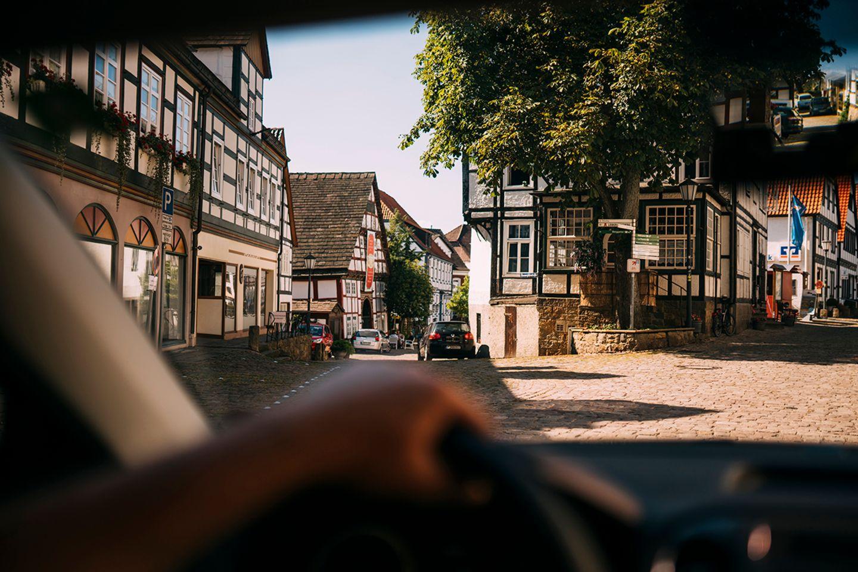 Fachwerk in Schwalenberg
