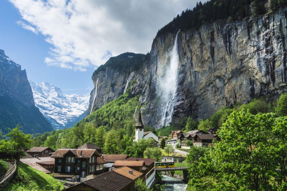 Lauterbrunnen, Schweiz