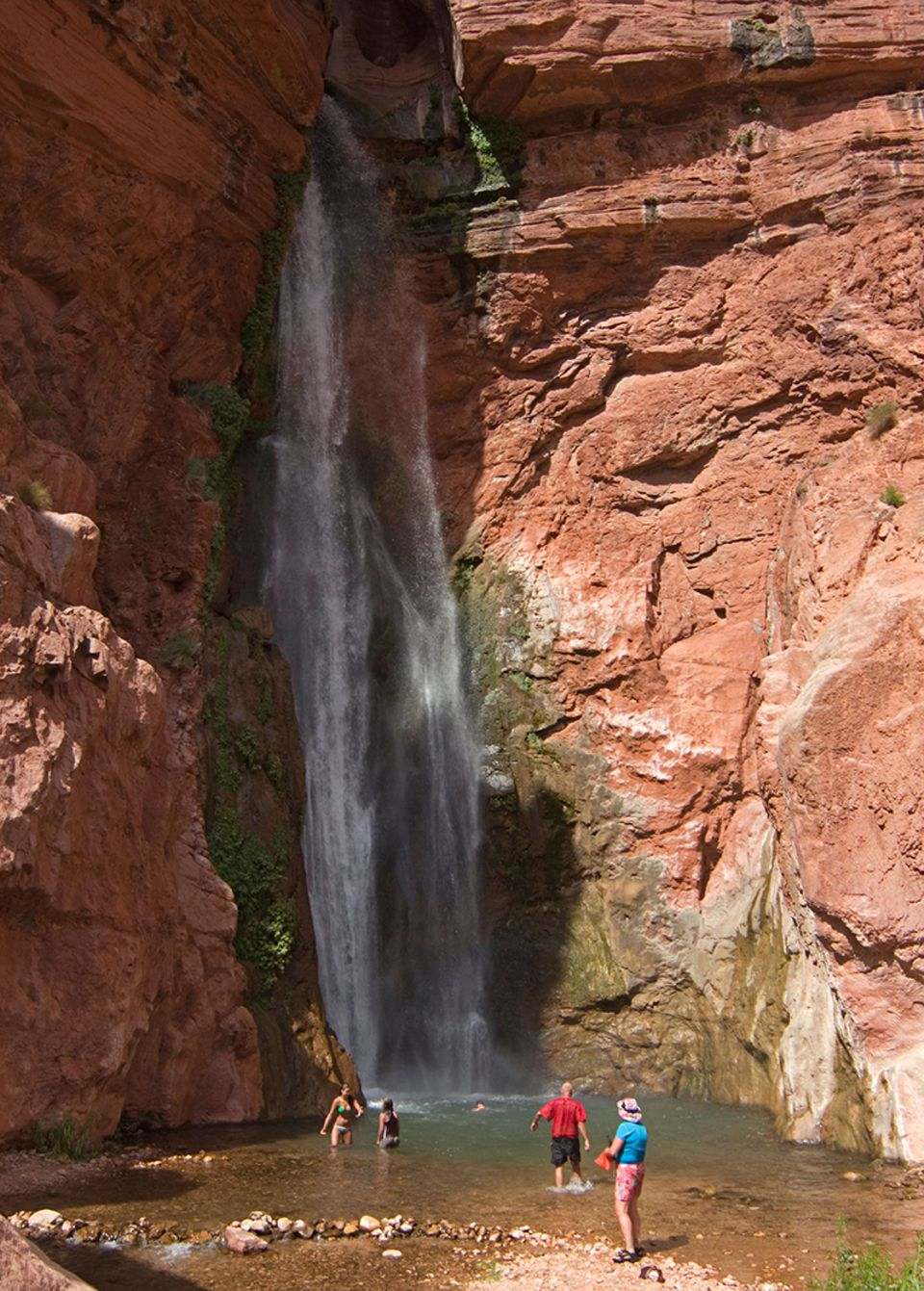 DEER CREEK Wasserfall, Grand Canyon