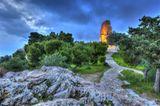 Philopapposhügel, Athen