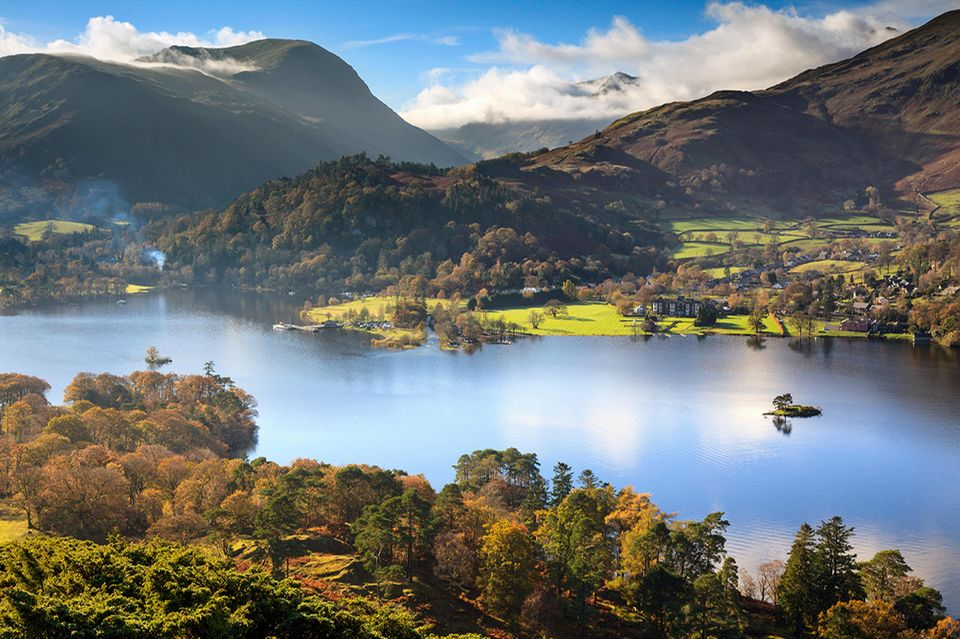 Ullswater, Lake District National Park