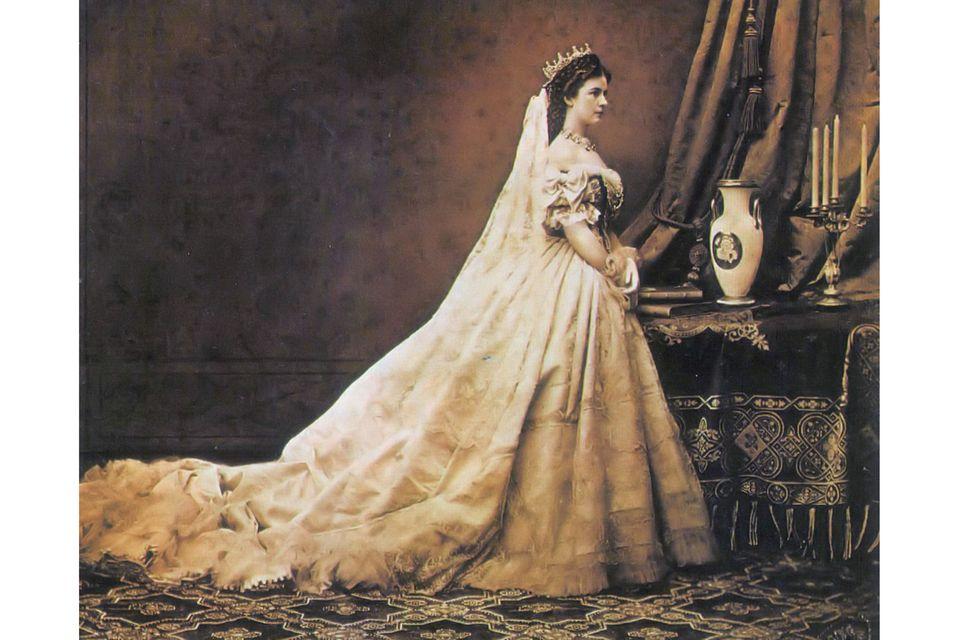 Elisabeth von Österreich-Ungarn, 1867