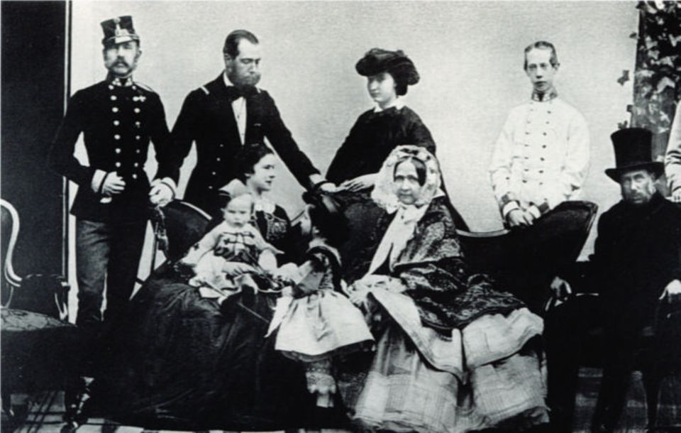 Die kaiserliche Familie, Franz Joseph, Sissi, Österreich