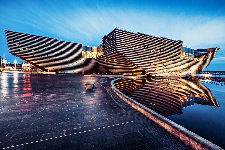 V&A-Designmuseum, Dundee