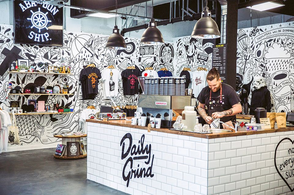 The Daily Grind, Dundee