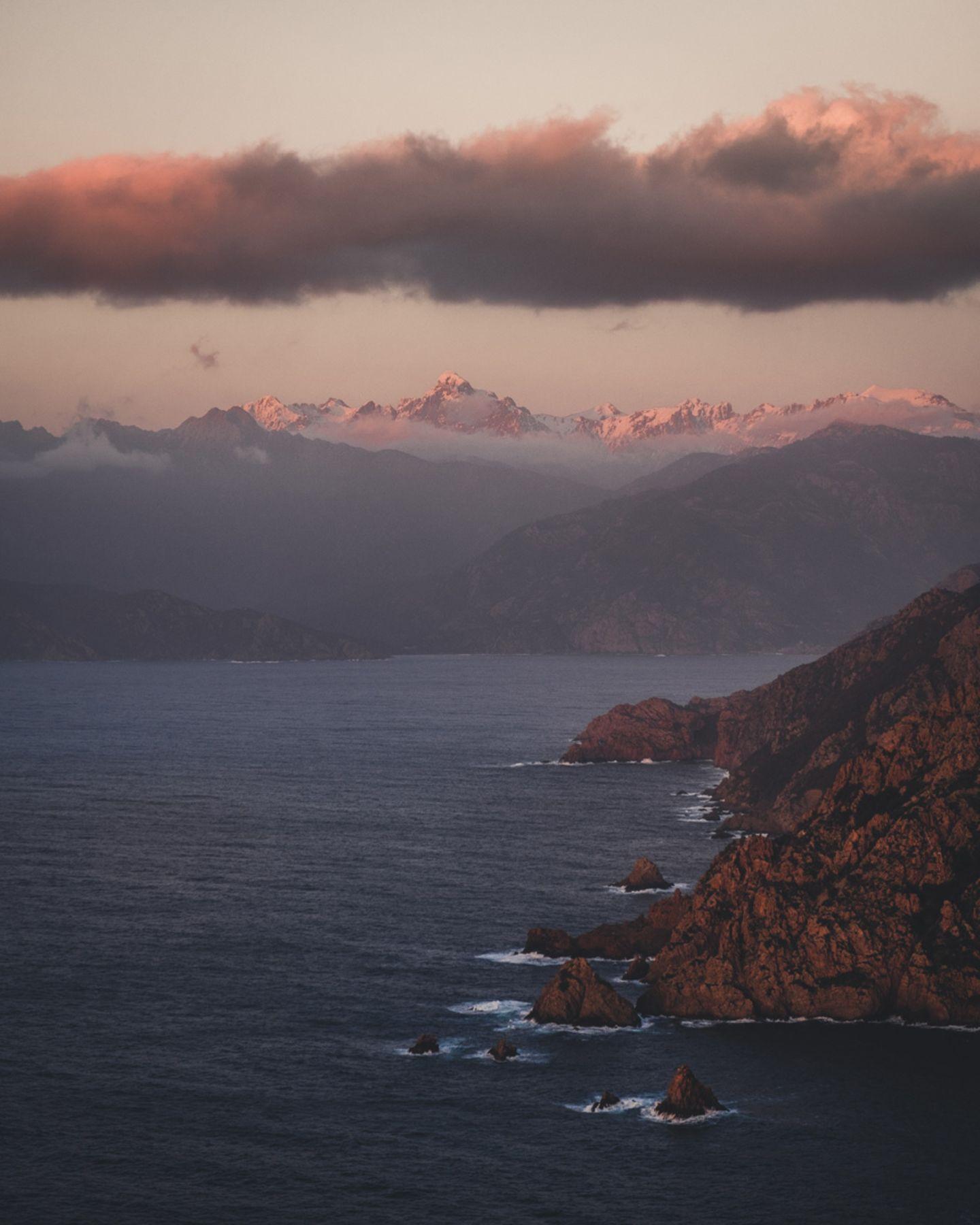 Paglia Orba, Korsika