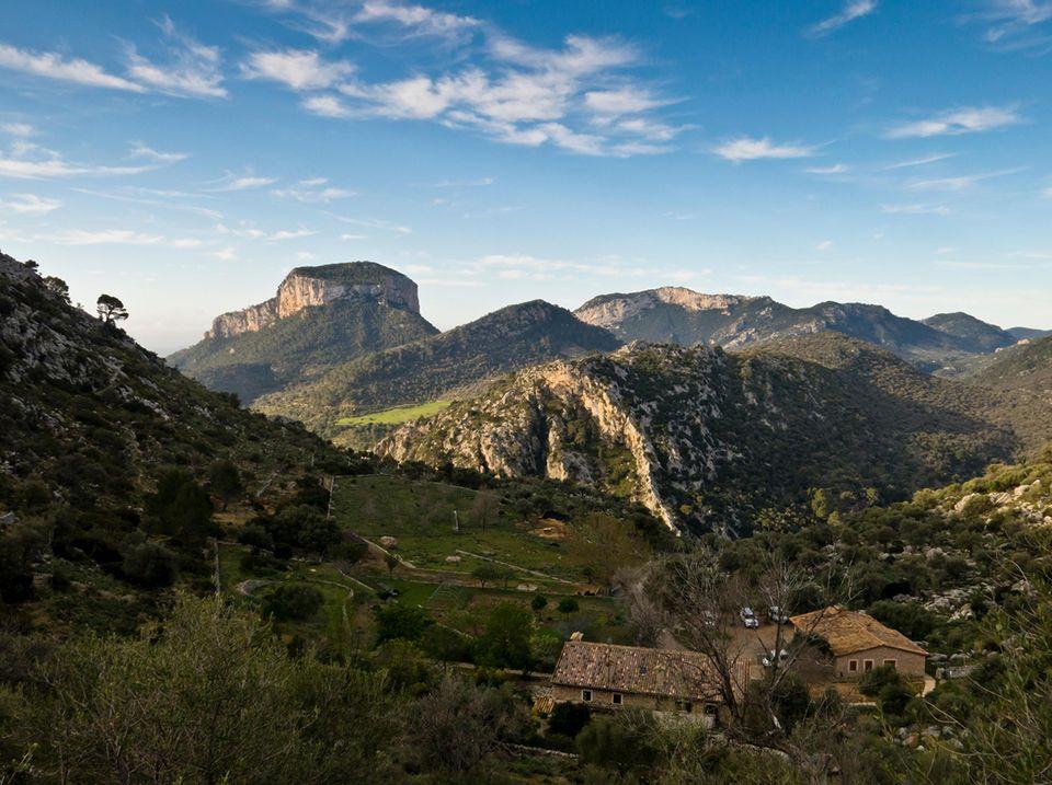 Refugi Tossals Verds auf Mallorca