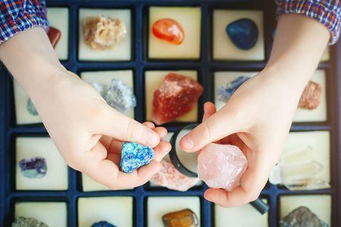 Steine erkennen