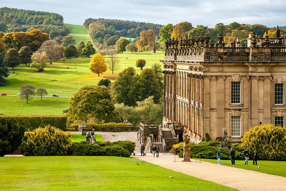 Chatsworth Gardens
