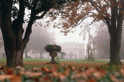 Rosecliff Villa, Newport, Rhode Island