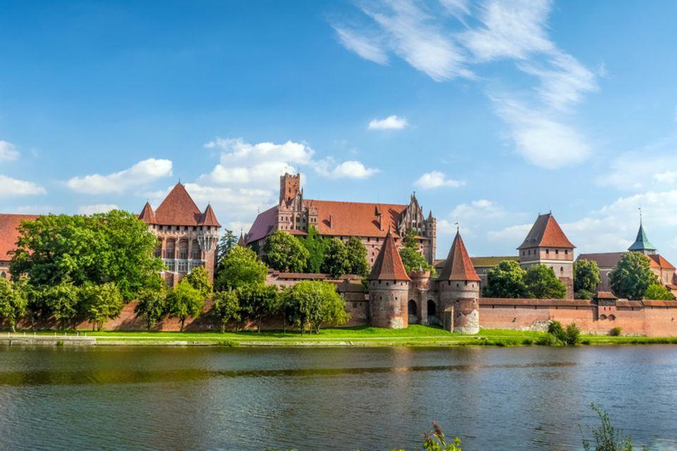 Marienburg an der Nogat, Polen
