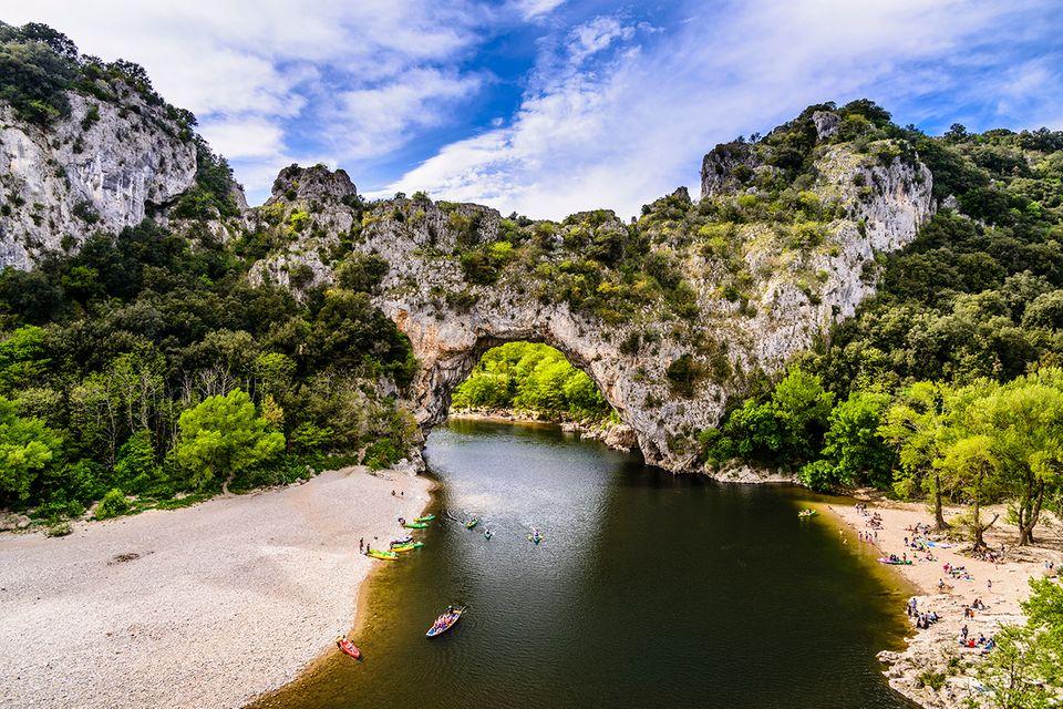 Pont d'Arc, Frankreich