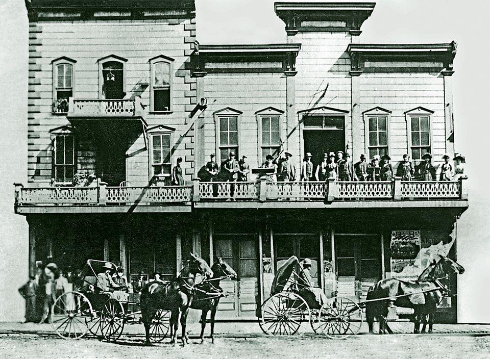 """Gem Theater"", Deadwood"