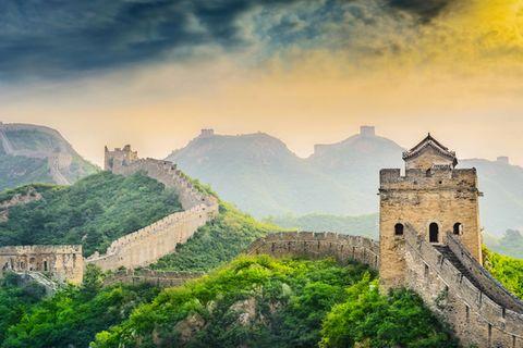 Foto: aphotostory/Fotolia, Chinesische Mauer