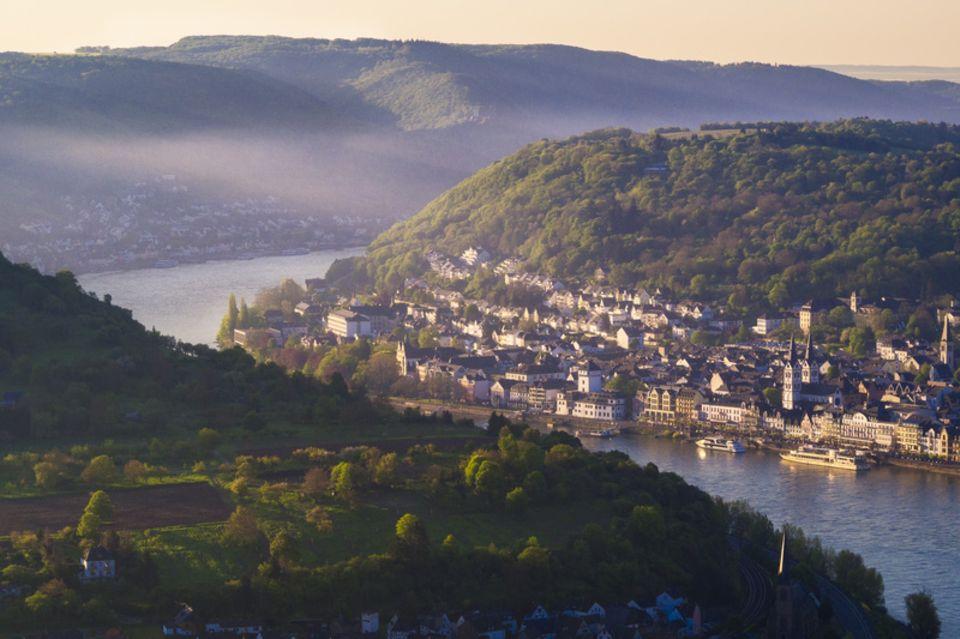Filsen am Rhein