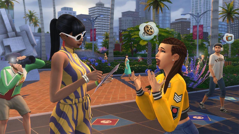 Sims 4 - Werde berühmt