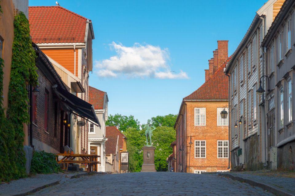 Altstadt von Fredrikstad