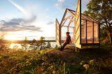 72 Hour Cabin, Schweden