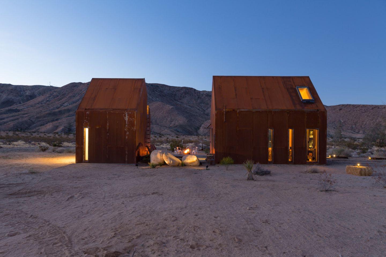 Folly Off Grid Stargazing Cabin