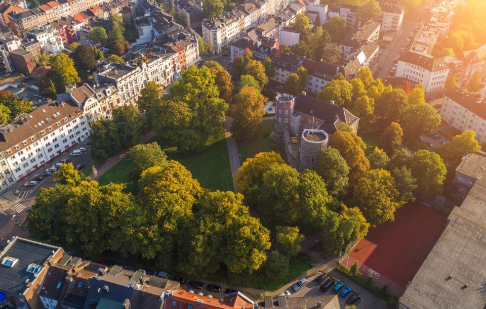 Aachen, Frankenberger Viertel