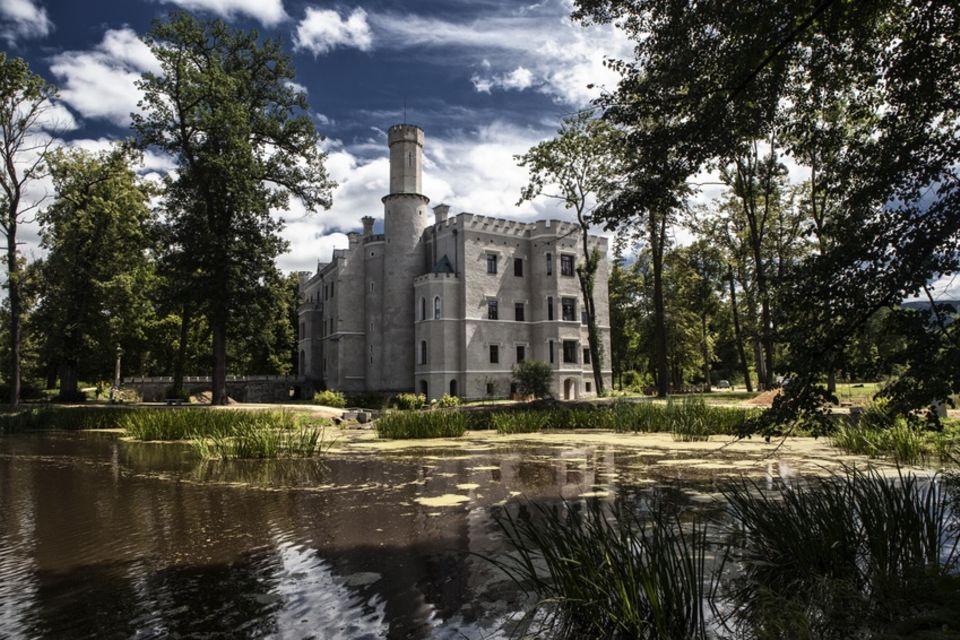 Karpniki Palace, Hirschberger Tal, Polen