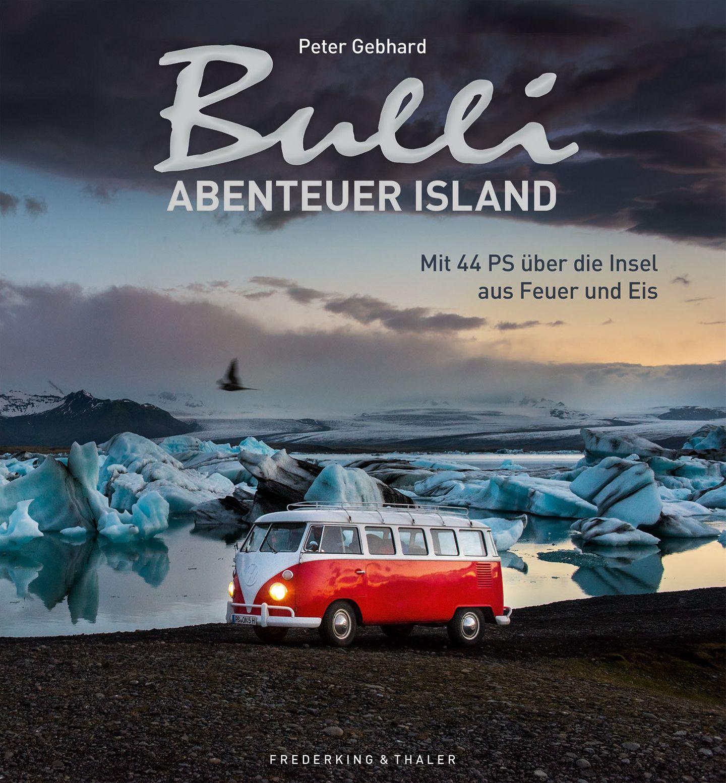 "Buchcover ""Bulli - Abenteuer Island"""