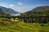 Glenfinnan Viaduct, Schottland