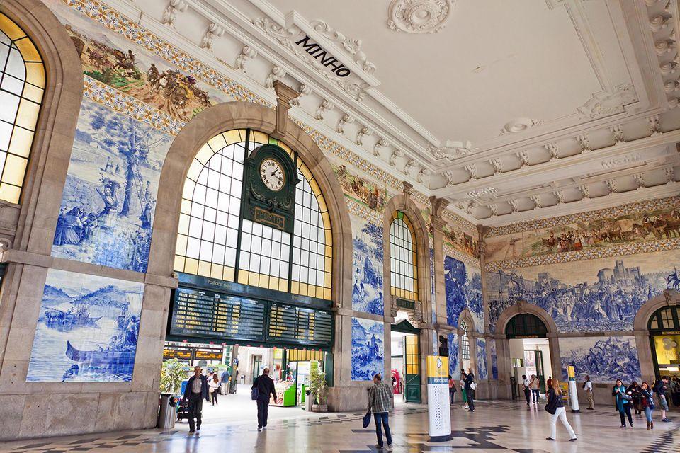Bahnhof Porto São Bento